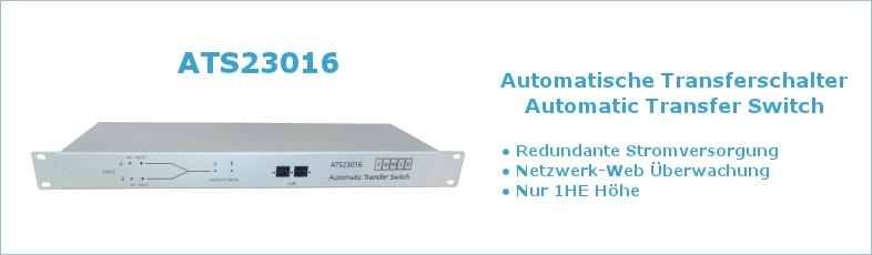 ATS Automatische Transferschalter
